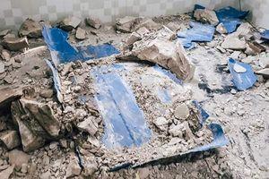 Vụ 2 thi thể trong khối bê tông: Người nhà từ Nghệ An vào nhận thân nhân