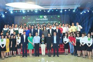 Vietcombank sẵn sàng đổi mới, kiến tạo tương lai