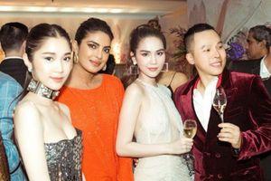 Ngọc Trinh tham dự LHP Cannes với tư cách gì?