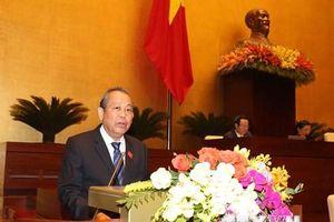 Toàn văn Báo cáo của Chính phủ về kinh tế-xã hội tại kỳ họp Quốc hội