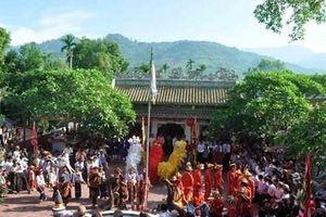 Quảng Ngãi: Nhiều hoạt động đặc sắc tại lễ hội Điện Trường Bà