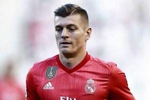 Tương lai của tiền vệ Toni Kroos ở Real Madrid được sáng tỏ