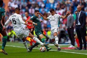 Real Madrid 0-2 Betis: Chào cũng chẳng tử tế