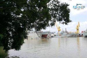 Choáng: 6 năm, Trung Quốc đóng 60 tàu hộ vệ 1.500 tấn