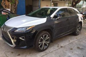 Trộm xế xịn Lexus ở Đà Nẵng, chạy ra tận Hà Nội