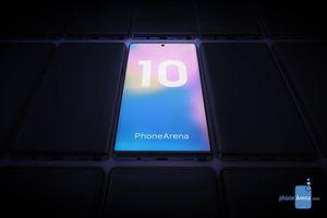 Hình ảnh rò rỉ cho thấy Galaxy Note 10 có một thiết kế khá mới mẻ