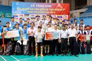 Giải cầu lông đồng đội - Cup Li Ning lần thứ IV - Dàn sao cầu lông tìm ra chủ nhân xuất sắc nhất