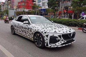 VinFast bắt đầu kiểm thử ô tô trên đường phố Việt Nam