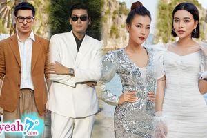 Thiên Minh 'sánh đôi' Quang Đại, cùng dàn sao Việt nô nức dự sự kiện thời trang 'độc lạ' nằm giữa biển xanh, cát vàng