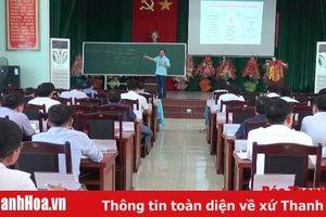 Tĩnh Gia: 73 cán bộ tham gia lớp dự nguồn Ban Chấp hành Đảng bộ huyện và các chức danh lãnh đạo chủ chốt