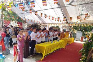 Vĩnh Phúc: Khánh thành Chánh điện chùa Thông (Phúc Yên)