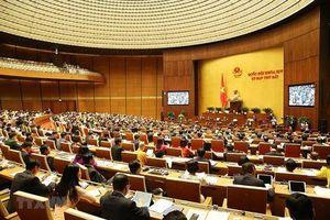 Khai mạc Kỳ họp thứ 7, Quốc hội khóa XIV: Nhiều vấn đề kinh tế-xã hội cử tri quan tâm