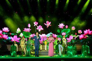 Chương trình nghệ thuật 'Hồ Chí Minh đẹp nhất tên Người'