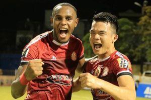 Sau vòng 10 V-League 2019: Hai đội bóng TP. HCM vào top 3