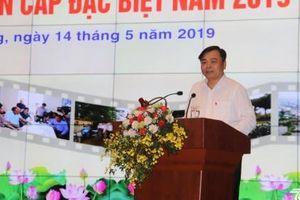 Phát huy vai trò của Chủ tịch huyện trong phòng chống thiên tai