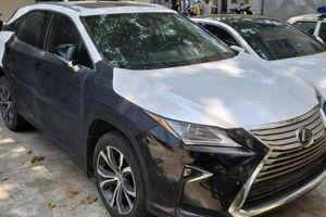 Trộm xe lái Mercedes đi từ Hà Nội vào Đà Nẵng để đánh cắp Lexus RX350