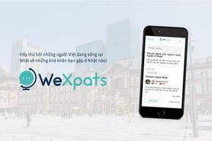 WeXpats - Kênh trao đổi thông tin cho những người quan tâm đến Nhật Bản
