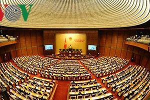 Hôm nay khai mạc Kỳ họp thứ 7, Quốc hội khóa XIV