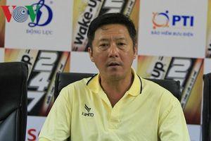 HLV Lê Huỳnh Đức: 'Tôi không còn tiền đạo ngoài Hà Đức Chinh'