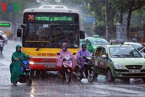 Tin thời tiết mới nhất: Các tỉnh miền Bắc có mưa dông trên diện rộng