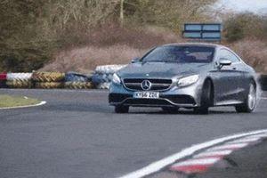 Mercedes-AMG S63 Coupe - kết hợp hoàn hảo của tốc độ và sự thoải mái