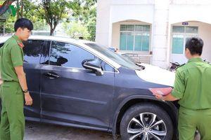 Hai thanh niên từ Hà Nội vào Đà Nẵng trộm ô tô