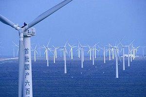 Trung Quốc xây dựng trang trại gió ngoài khơi hàng tỷ USD