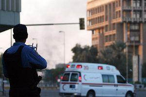 Tên lửa rơi gần Đại sứ quán Mỹ ở Iraq