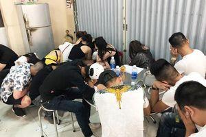 Hơn 200 cảnh sát 'đột kích' vũ trường ở Đà Nẵng, phát hiện 75 người dương tính với ma túy