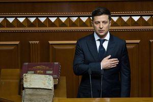 Tổng thống Ukraine dùng tiếng Nga gửi thông điệp đến dân Donbass