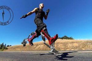 Với đôi giày đặc biệt này bạn sẽ chạy nhanh hơn cả kỷ thế giới của Usain Bolt