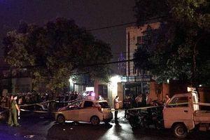 Tạm giam đối tượng đâm trọng thương nữ tài xế taxi ở khu Đền Lừ
