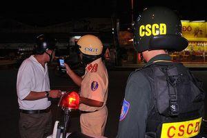 Trăm cái khó 'bủa vây' Cảnh sát giao thông