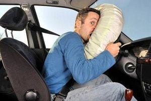 Túi khí trên ôtô và những con số có thể bạn chưa biết
