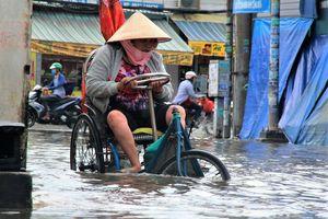 Một quận ở Sài Gòn có tới 12 điểm ngập