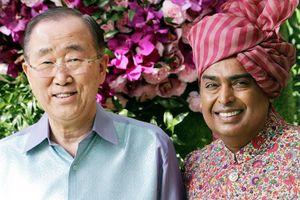 Cuộc sống vương giả của tỷ phú giàu nhất châu Á