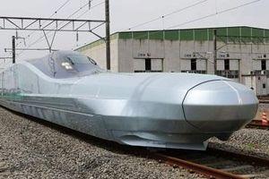 Nhật Bản trình làng tàu cao tốc nhanh nhất thế giới