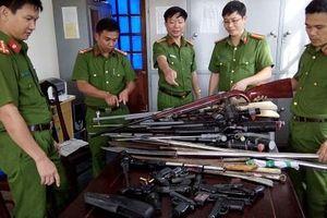 Sửa quy định về quản lý sử dụng vũ khí, vật liệu nổ và công cụ hỗ trợ