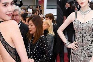 Người đẹp Tân Cương bị nhầm là sao Việt khoe vòng 3 phản cảm ở Cannes là ai?