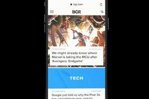 'Choáng váng' trước concept iPhone 12 với 9 camera