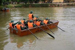 Quân đoàn 2 hưởng ứng Tuần lễ quốc gia phòng, chống thiên tai
