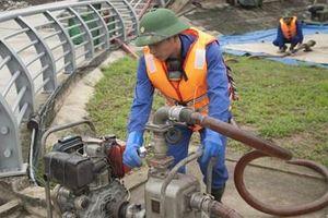 Bộ đội xăng dầu chủ động xử lý sự cố cháy, nổ