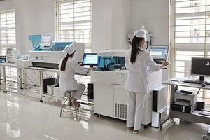 Ứng dụng nền tảng số vào quản lý bệnh viện