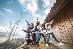 8 concept chụp ảnh cực chất khi đi du lịch với hội bạn thân