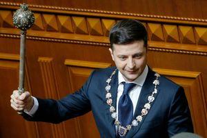 Tân Tổng thống Zelensky và nỗ lực 'thoát' Nga
