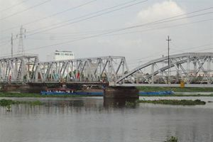 Đề xuất bảo tồn một phần cầu đường sắt Bình Lợi