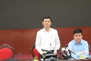 UBND TP Hà Nội thông tin chính thức về việc Bộ CA kiểm tra Cty Nhật Cường