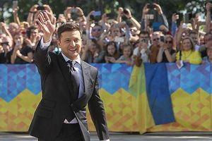Phản ứng bất ngờ của Tổng thống Putin khi tân Tổng thống Ukraine nhậm chức