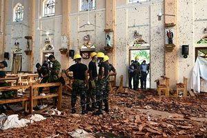 Bất ngờ phát hiện bom 'Mẹ của Quỷ Satan' trong vụ đánh bom đẫm máu ở Sri Lanka