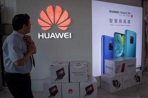 Mỹ bất ngờ nới lỏng hạn chế Huawei